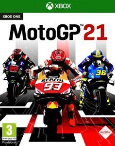 MOTOGP 21 XBOX ONE/SERIES X UK