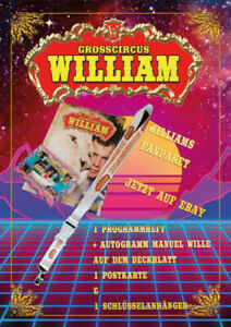 Circus William - Williams FANPAKET