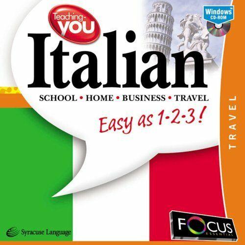 Teaching You Italian