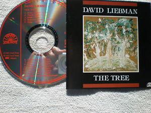 DAVID LIEBMAN - The Tree (Solo soprano sax) - RAR !!! - sonniger Süden, Österreich - DAVID LIEBMAN - The Tree (Solo soprano sax) - RAR !!! - sonniger Süden, Österreich