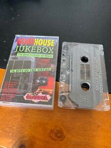 Road-House-Jukebox-Cassette-Tape-Various-Artists