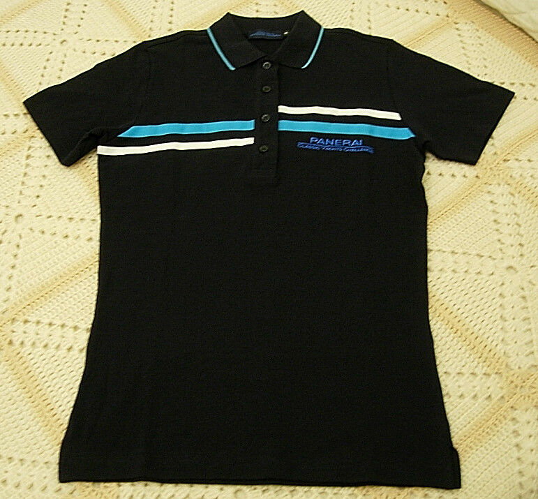 Polo donna girl manica corta OFFICINE PANERAI, taglia S, S, S, ORIGINALE Made in  c13a6c