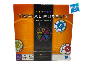 Trivial-Pursuit-Bet-You-Know-It-Board-Game-by-Hasbro-Complete