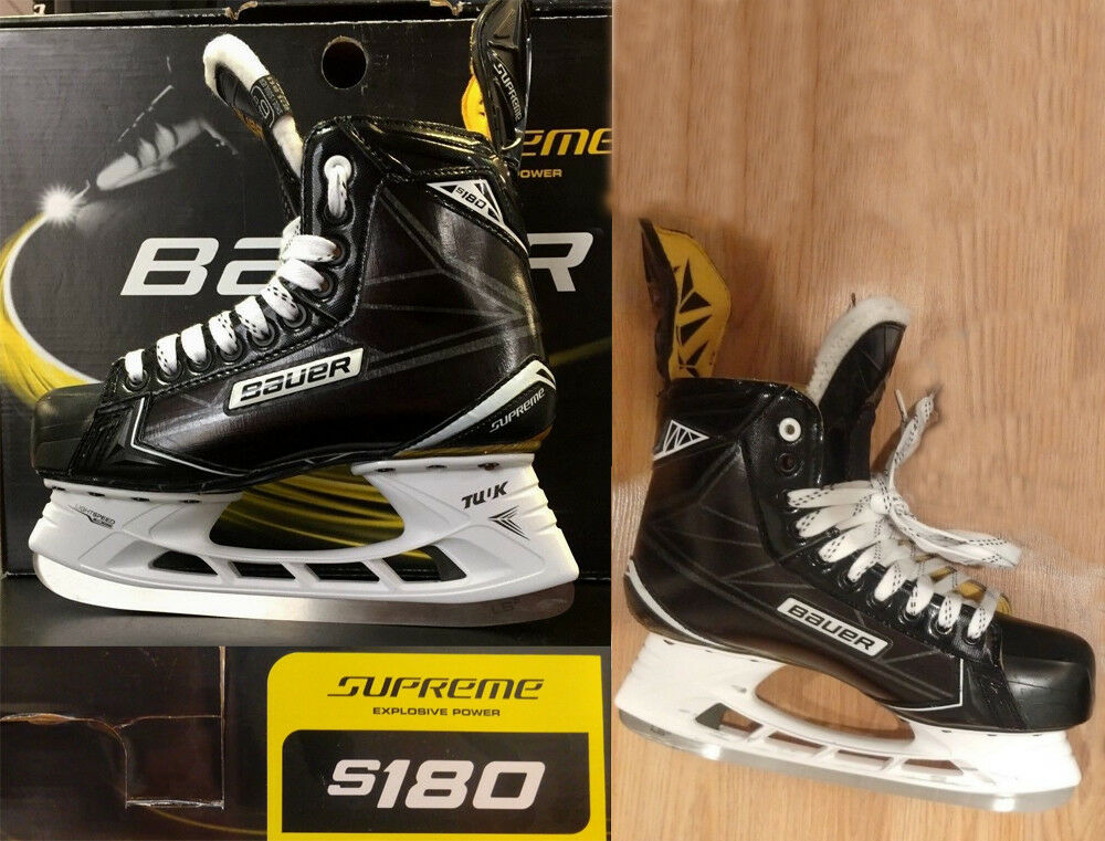 Bauer Supreme 180 Ice Hockey Skates Senior Sizes 10 Ee/wide For