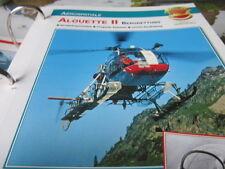 Fliegen 8: Karte 2 Aérospatiale Alouette II Bergrettung