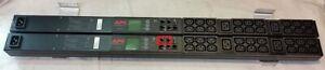 2x-APC-by-Schneider-Electric-Metered-Rack-AP8858NA3-20-Outlets-PDU-READ-DESCRIPT