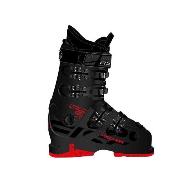 Fischer crezar 9,0 TMS botas de esquí 44   28,5 cm nuevas botas de esquí
