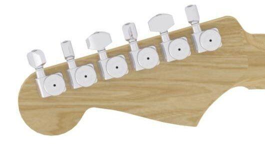 Hipshot Verriegelung Gitarre Stimmgerät Aufrüstsatz  Fender Directrofit