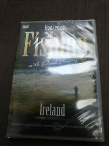 DVD-HOOKED-ON-FISHING-IRELAND-WITH-PAUL-YOUNG-New-Sealed-Pike-Fly-Trout-Bream