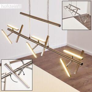 Lampe-a-suspension-Plafonnier-LED-Lustre-Lampe-pendante-Lampe-de-sejour-Metal