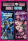 Monster High Double Feature Friday Night Frights Why Do Ghouls Fall in Love