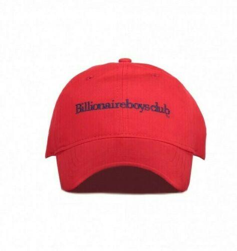 Billionaire Boys Club Embroidered Brodé Logo Cap Prix Recommandé 75 €