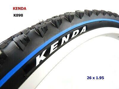 Free Shipping Bike Mountain Bike Tyre New Kenda 26/'/' x 1.95 MTB Cycle