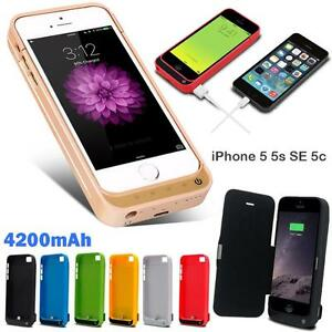4200mah External Power Bank Charger Pack Backup Battery Case For