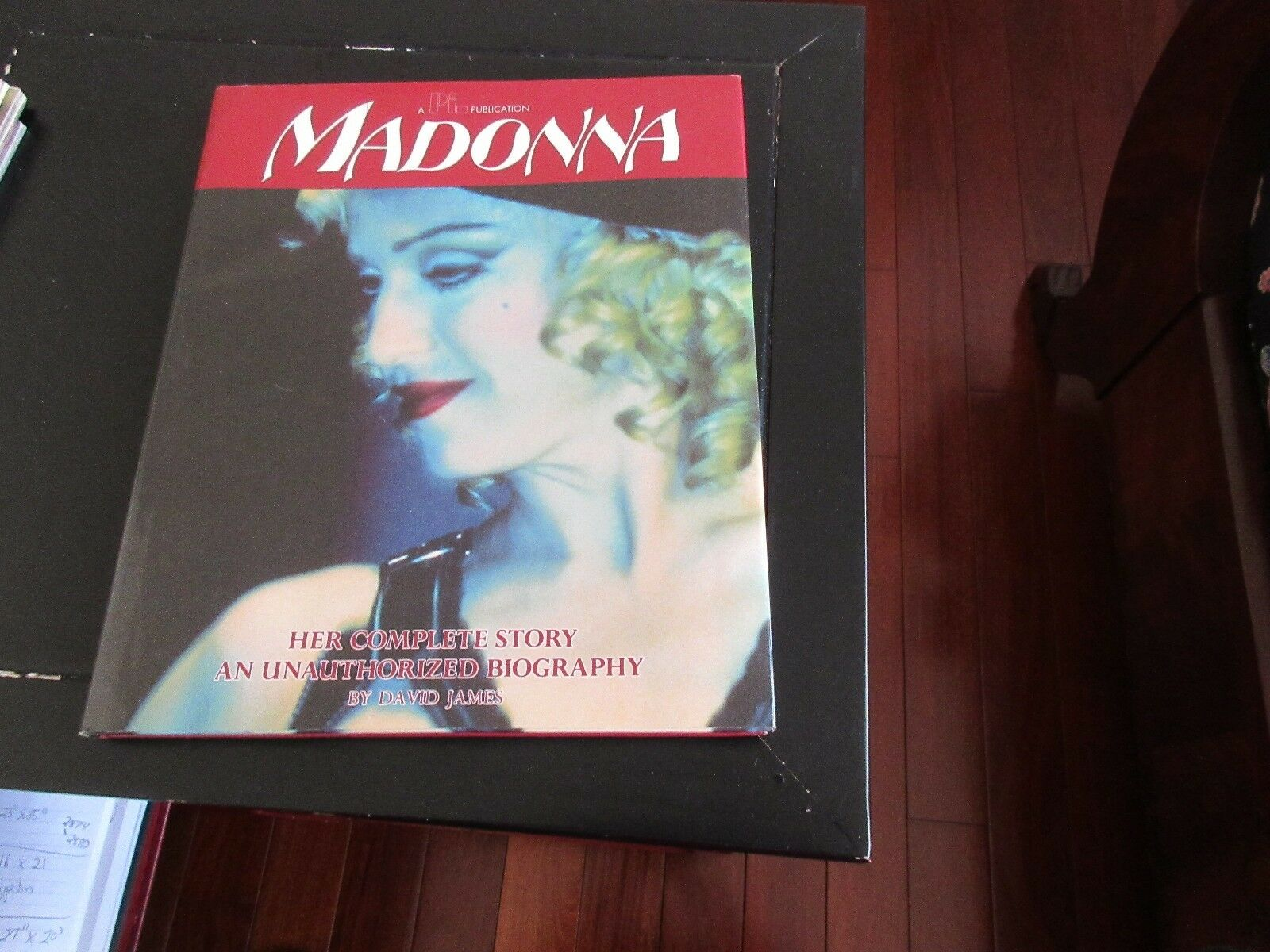 Madonna ,Her Complete Story ,An Unauthorized Biography