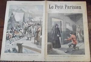 LE-PETIT-PARISIEN-N-840-12-3-1905-Fuite-du-pope-Gapone-LA-G-DUCHESSE-SERGE