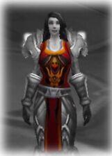 🔥 🔥 🔥  World of Warcraft WoW TCG Loot - TABARD OF FLAME Red Landro Longshot