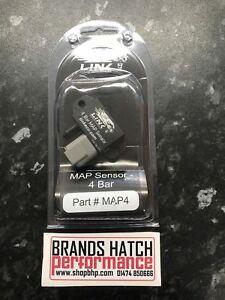 Details about LINK ECU G4 G4+ 4 bar MAP Sensor & Connector Plug - Toyota  Mazda Ford etc