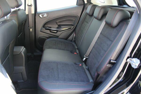 Ford EcoSport 1,0 SCTi 140 ST-Line Black - billede 4