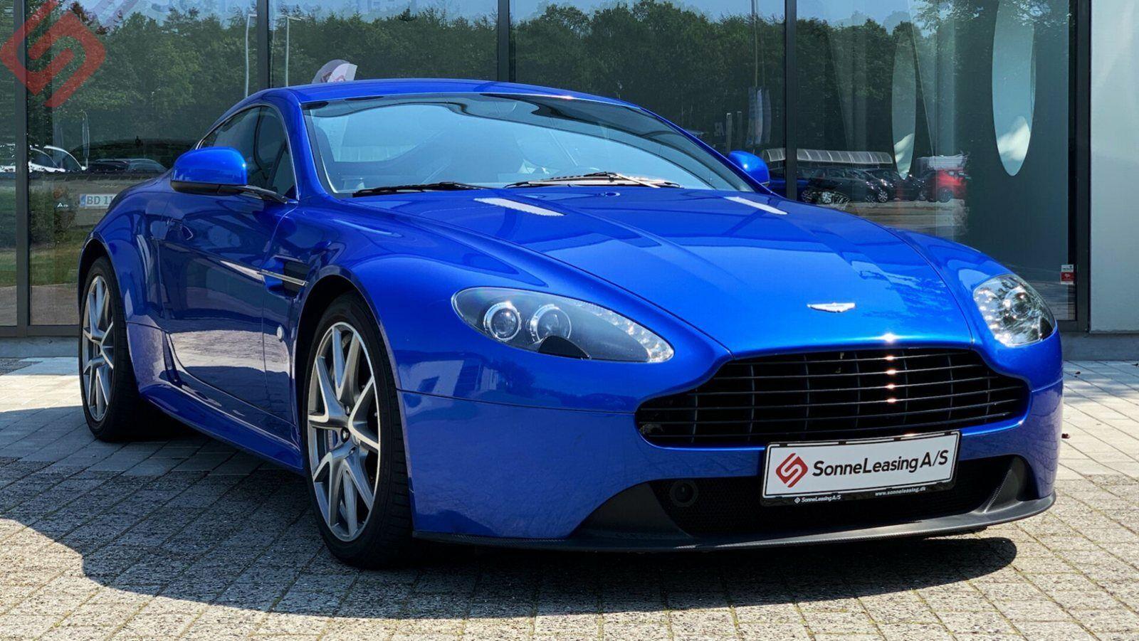 Aston Martin V8 Vantage S 4,7 Coupé aut. 2d
