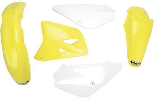 OEM SUZUKI RM85 RM85L OEM 2006 SUKIT405-999 UFO Plastics Complete Body Kit