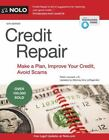Credit Repair : Improve and Protect Your Credit by Amy Loftsgordon, Robin Leonard and Margaret Reiter (2015, Paperback)