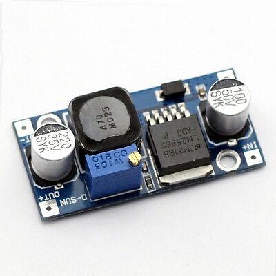 DC-DC LM2596 Step Down Adjustable Converter Power Supply Module 1.3V-35V EO