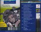 Faber-Castell 8 Pitt Artist Pens Black Manga Basic set NEW Pigmented India Ink