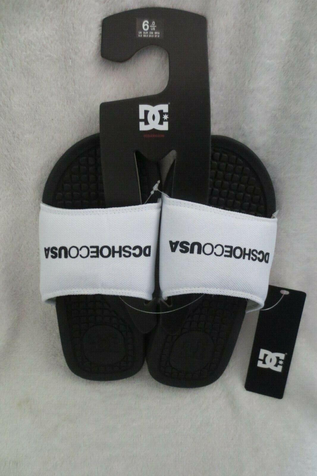 fdf9fe1561d6 DC Shoes Bolsa Le Slide Sandals - Women Size 10 Rosewater for sale ...