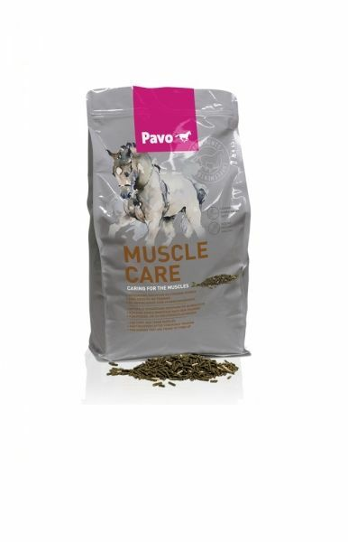 /kg Pavo Musclecare 3kg Versorgung Muskulatur schnell Erholung Muscle Care