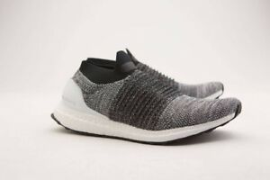 aec503e0675f9 Image is loading BB6141-Adidas-Men-UltraBOOST-Laceless-white-footwear-white-