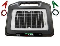 Electric Fence Energiser Solar Pulseline Pls02 0.2j