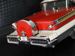 1 1957 Ford Lincoln Mercury Built Car Vintage 18 Model 12