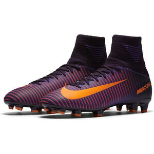 623390fc0 Nike YOUTH JR Mercurial Superfly V FG Purple Dynasty/Bright Citrus ...