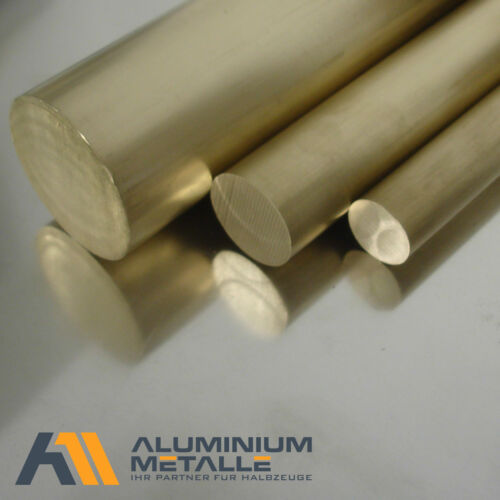 Brass Round Ø 15mm ms58 length selectable round material CuZn 39pb3 Round Rod Bar