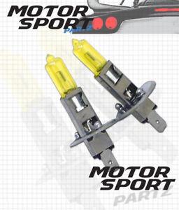 2Pcs-H1-12V-100w-Hyper-Yellow-3000K-Xenon-Gas-HID-Low-Beam-Light-Bulbs-1-Pair