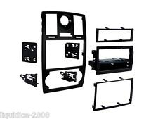 CT24CH16 CHRYSLER 300C 2005 to 2007 BLACK SINGLE OR DOUBLE DIN FASCIA ADAPTER