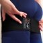 EVO-Fabric-Resistance-Bands-Butt-Exercise-Loop-Circles-Set-Legs-Glutes-Women-Men Indexbild 15