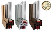 Kunststtofffenster Ideal 8000. Fenster aus Polen. Aluplast. Kunststoff Fenster.
