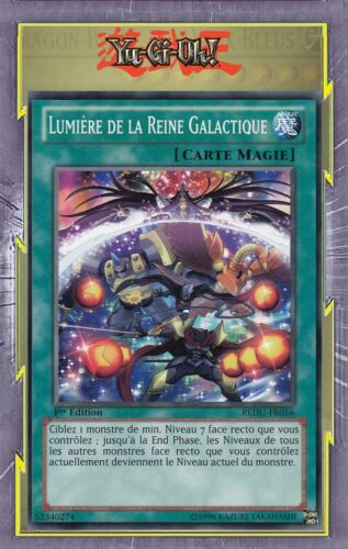 Lumière De La Reine Galactique REDU-FR056 Magie Normale:Modification De Niveau