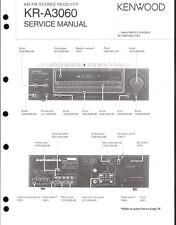 Kenwood Original Service Manual für KR- A 3060