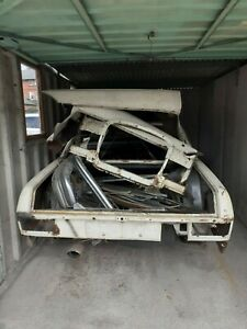 MERCEDES-CLK500-1970-CE-PROJECT-BARN-FIND-MODIFIED