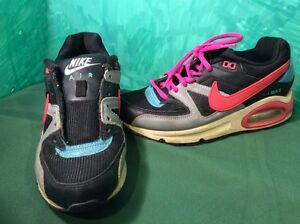 Vintage Original Nike Air Max Shoes Size 6.5 397690-010