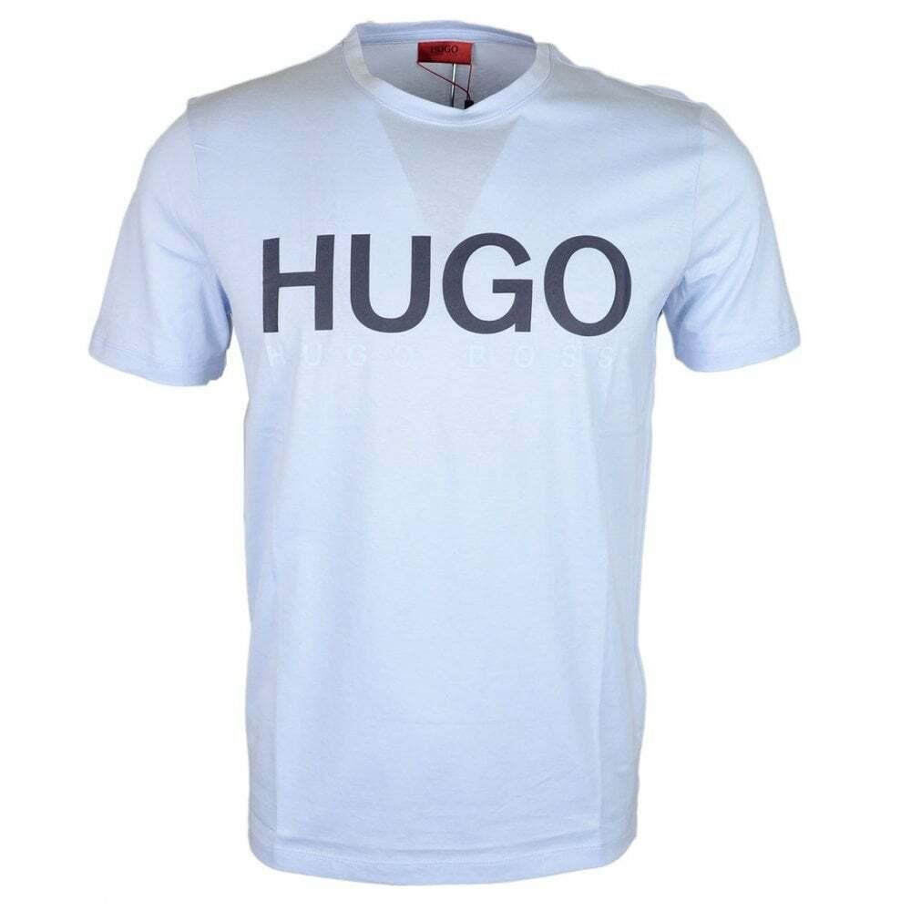 Hugo Boss Dolive U3 Regular Fit Sky bluee T-Shirt