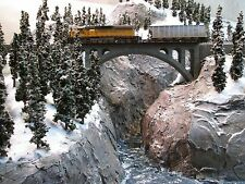 CUSTOM BUILT DIORAMAS BY CLIFFS CUSTOM TRAINS. MOST SCALES. RAILROAD/ MILITARY