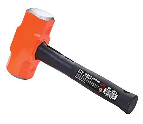 Rel Products, Inc. ATD-4078 Sledge Hammer, 8lb, Handle 12