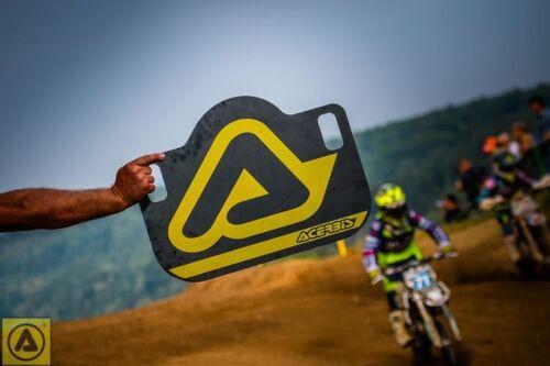 marker Acerbis set pitboard guantes motocross MTB