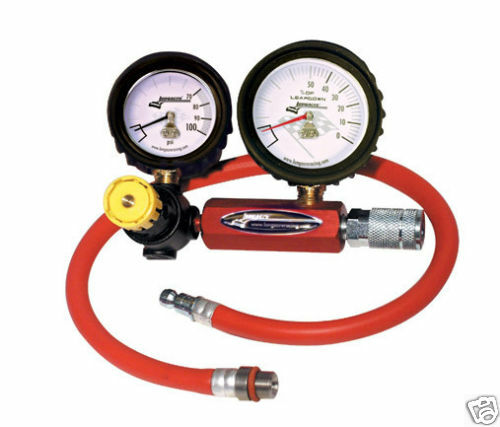 NEW LONGACRE ENGINE LEAKDOWN TESTER,73010