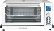 Cuisinart TOB-135WFR Deluxe Toaster Oven Broiler White Certified Refurbished