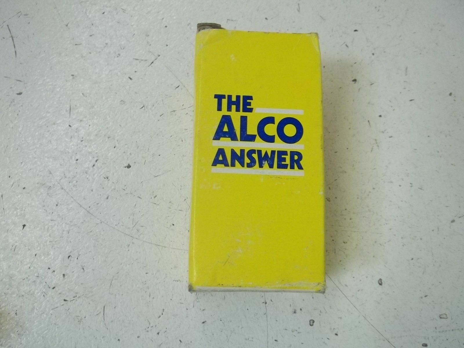 ALCO CONTROLS MMG SOLENOID COIL 24 DC NEW IN BOX